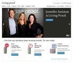 Living-Proof-homepage