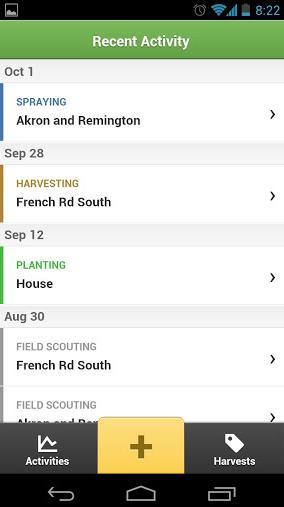Farm-Logs-Android-app