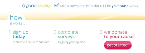 Good-surveys-homepage-screenshot