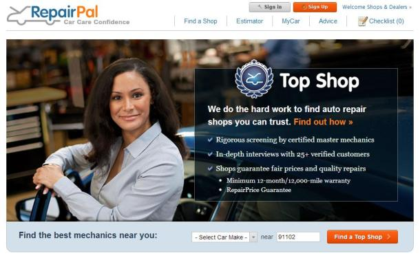 Repair-Pal-homepage
