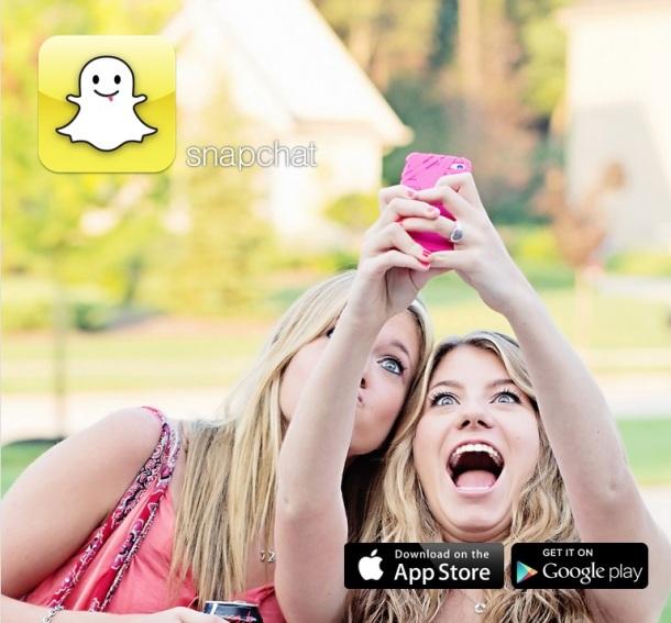 Snapchat-homepage