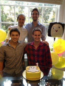 Snapchat-team-first-Birthday