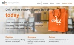 deliv-homepage-screenshot