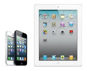 iPhone-iPad-smartphone-tablet