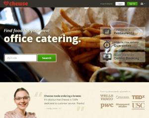 Chewse-homepage-screenshot