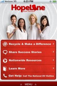 Hopeline-iOS-app