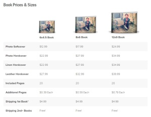 printzel-book-prices-sizes