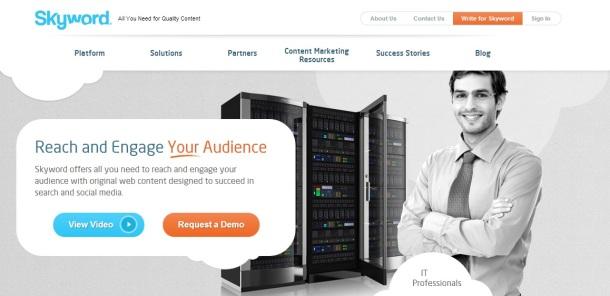 Skyword-homepage-screenshot