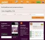 pokitdok-homepage-screenshot