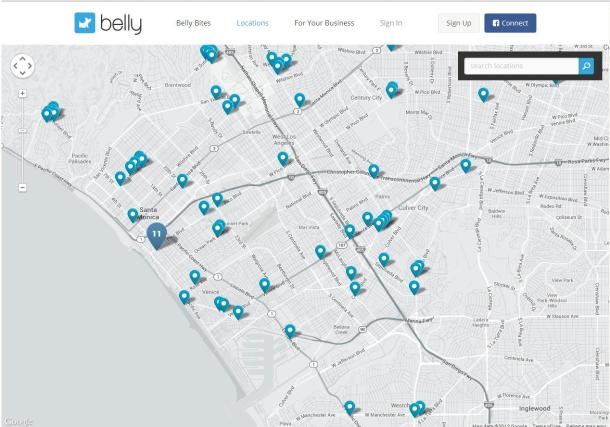 BellyCard-maps-Los-Angeles