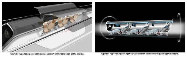 Hyperloop-passenger-capsule