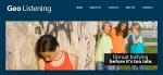 Geo-Listening-homepage