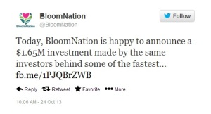 BloomNation-tweet