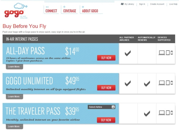 Gogo-Air-Internet-passes