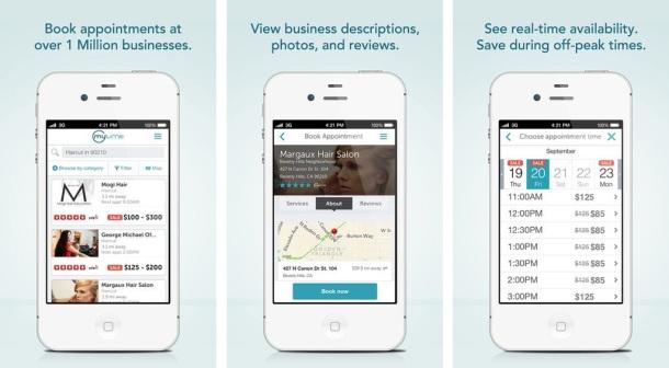 MyTime-iOS-screenshots
