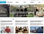 Newsela-homepage-screenshot