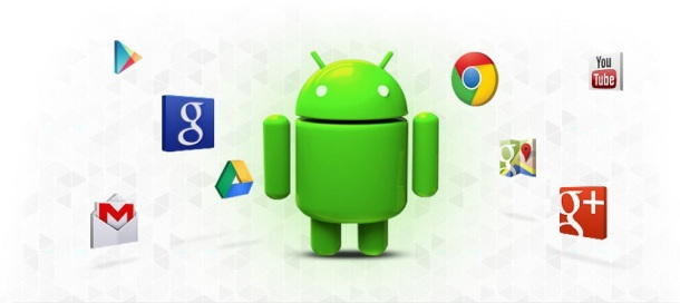 Google-Android-homepage