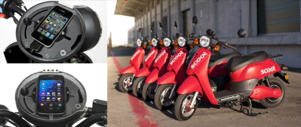 Scoot-smartphone-activated