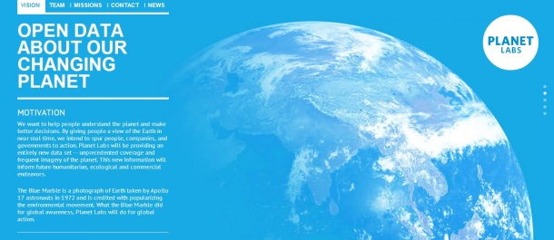 Planet-Labs-homepage-screenshot