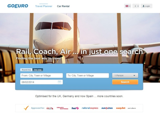 GoEuro-homepage-screenshot