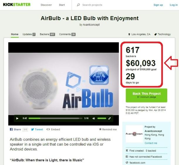 AirBulb-Kickstarter-LED-bulb