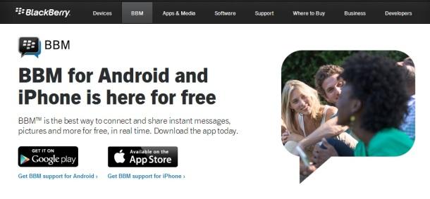 BBM-homepage