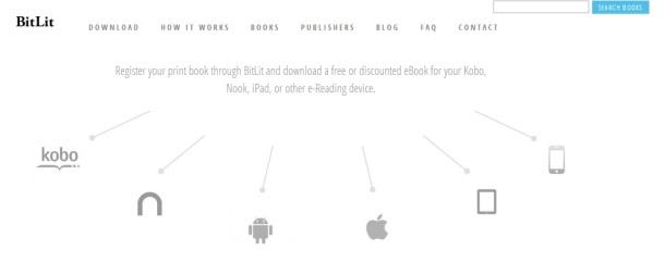 BitLit-homepage