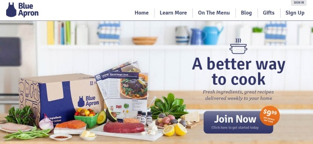 Blue-Apron-homepage-screenshot