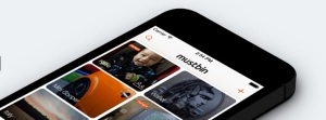 Mustbin-iPhone-app