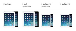 Apple-tablet-devices