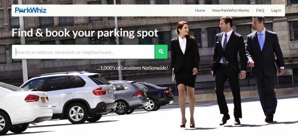 ParkWhiz-homepage