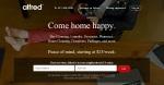 Alfred-club-homepage