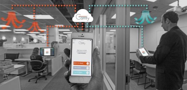 Comfy-request-air-app-