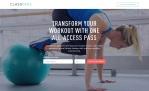Class-Pass-homepage