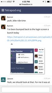 Tetrapod-ios-app