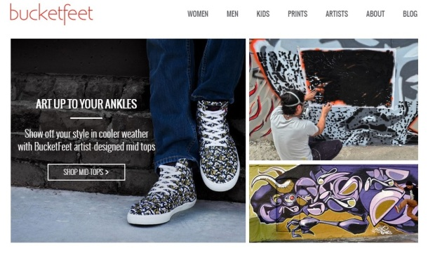 bucketfeet-homepage
