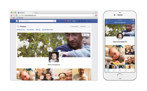 Facebook-scrapbook-page