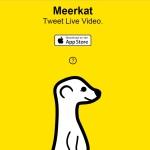Meerkat-homepage