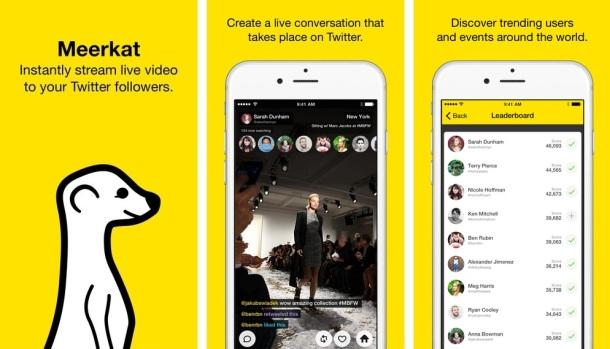 Meerkat-iOS-app