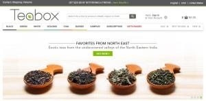 Teabox-homepage