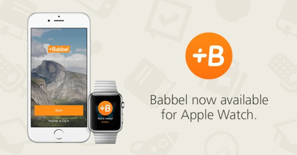 Babbel-Apple-Watch