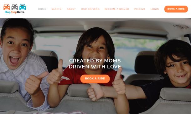 HopSkipDrive-homepage