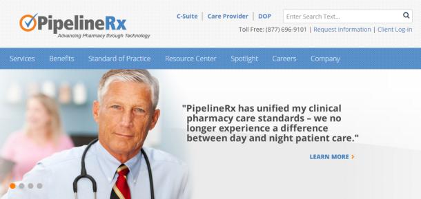 PipelineRx-homepage
