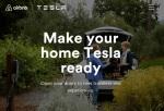 Airbnb-Tesla-ready