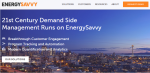 EnergySavvy-homepage
