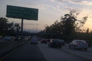 Los Angeles-lalu-lintas-lapd