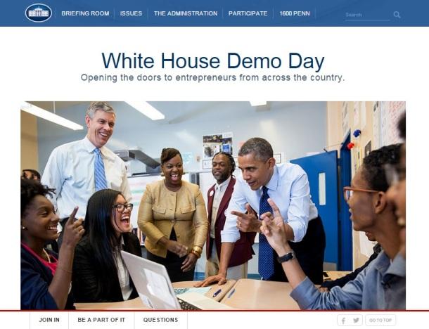 White-House-Demo-Day