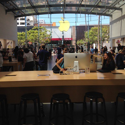 Apple-Store-Santa-Monica-California-inovasicom